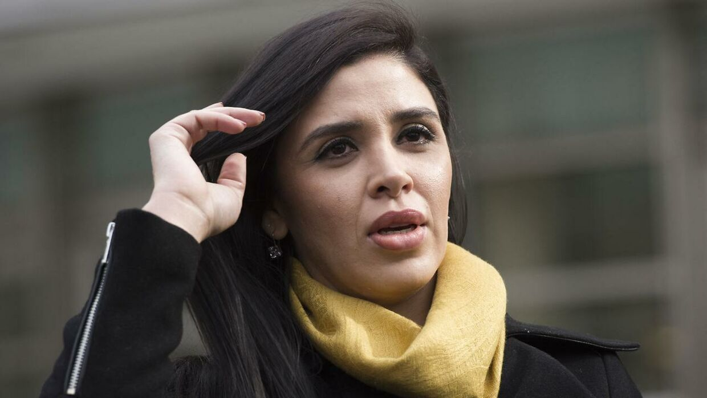 Emma Coronel Aispuro er blevet anholdt.
