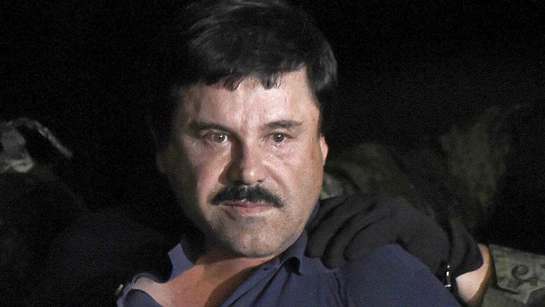 Narkokongen Joaquin 'El Chapo' Guzman.