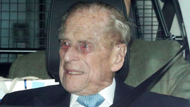 Prins Philip har tilbragt omkring en uge på hospitalet