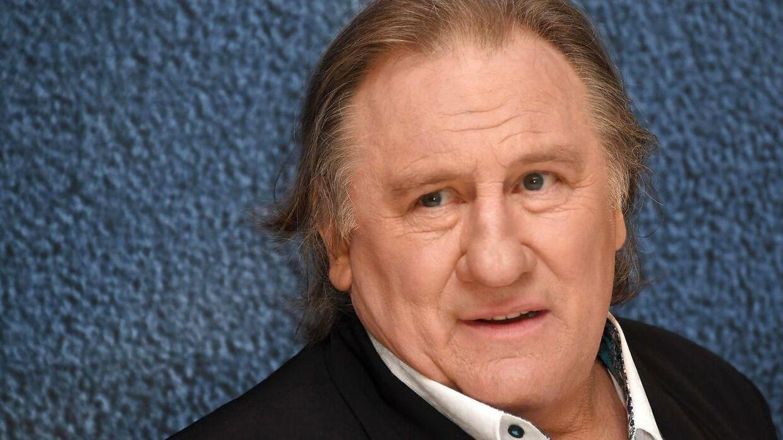 Gérard Depardieu. (Foto: Scanpix)