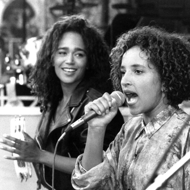 Her Maria Bramsen og Caroline Henderson i deres tid i Ray Dee Ohh.