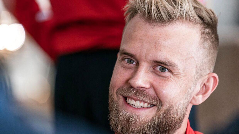 Christian Gytkjær er blandt stjerner og store personliger i italienske AC Monza.