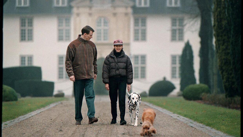 Grevinde Alexandras entre på det danske boligmarked var på sønderjyske Schackenborg.