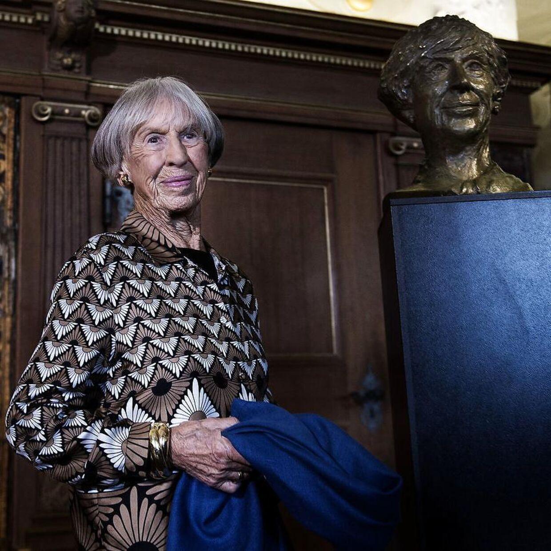 For lidt over tre år siden fik Lise Nørgaard sit eget portræt på Det Nationalhistoriske Museum på Frederiksborg Slot.