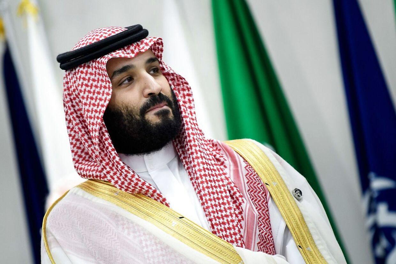 Kronprins Mohammed bin Salman regnes de facto som den reelle leder af Saudi-Arabien.