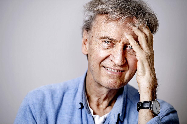 Jørgen de Mylius bliver aldrig en af dem, der glæder sig til en pensionistliv på golfbanen. 'Jeg ville kede min røv i laser,' siger han.