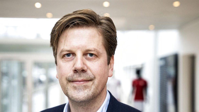 Direktør i DBU Jakob Jensen har en god mavefornemmelse, når det kommer til sommerens EM-slutrunde i København.