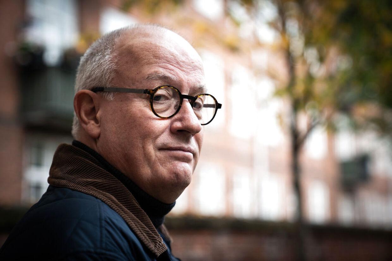 Allan Randrup Thomsen, professor i eksperimentel virologi ved Det Sundhedsvidenskabelige Fakultet på Københavns Universitet fotograferet i København, 26. oktober 2020. (Foto: Emil Helms/Ritzau Scanpix)