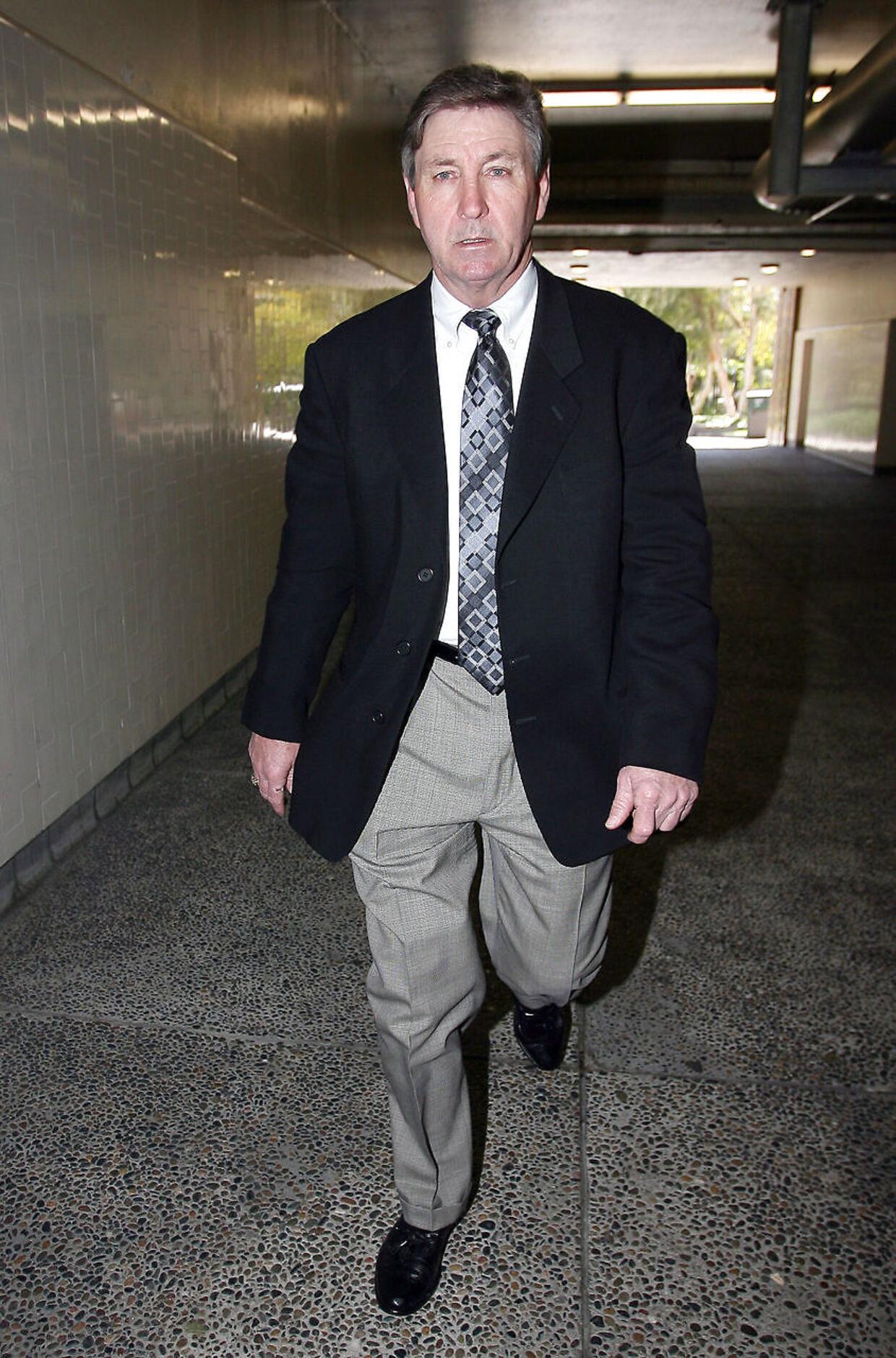 Britney Spears far, Jamie Spears (68), er datterens værge.