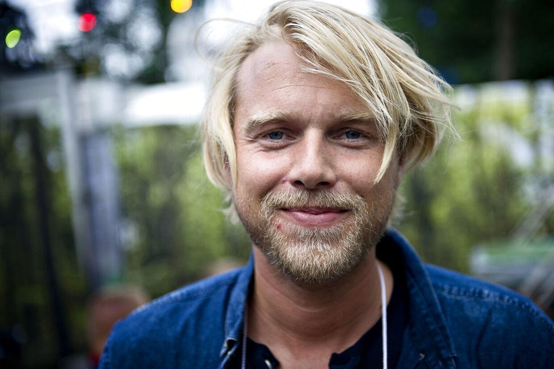 Kendte i Mediebyen. Felix Smith. (Foto: Torkil Adsersen/Scanpix 2012)