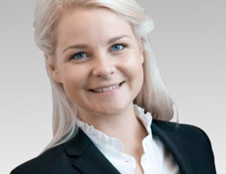Mia Amalie Holstein, cheføkonom og politisk chef i SMVdanmark, erhvervsorganisationen for små og mellemstore virksomheder. Foto: Cepos
