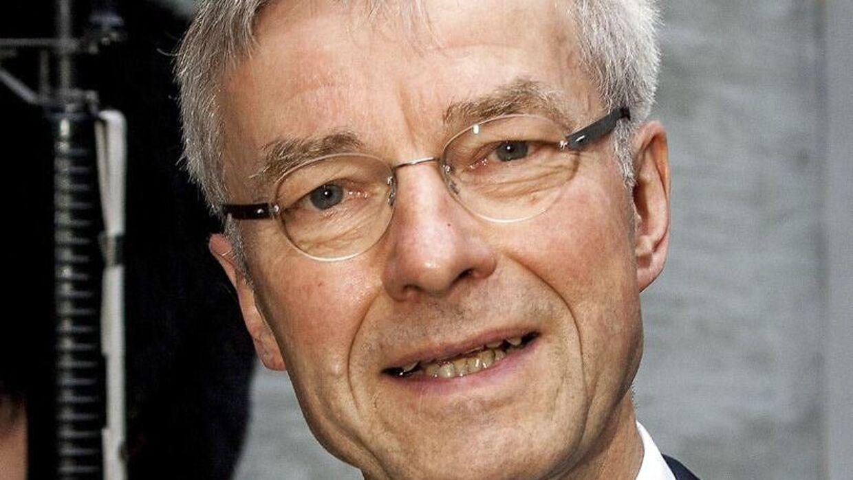 Hans Jørn Kolmos, professor i klinisk mikrobiologi på Syddansk Universitet.