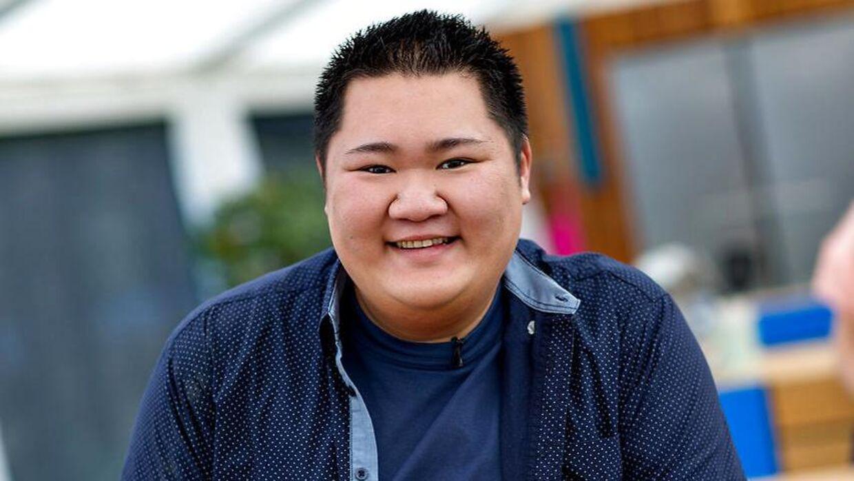 Finalisterne til Den Store Bagedyst. Micki Cheng, 26.