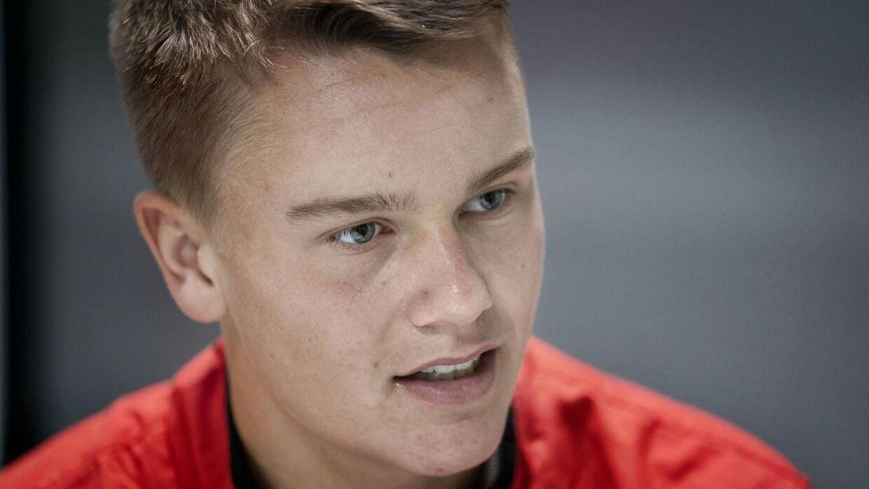 17-årige Holger Rune var tæt på at levere et kæmpe resultat ved sin første ATP-turnering.