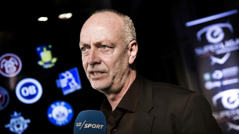 Direktør i Divisionsforeningen, Claus Thomsen.