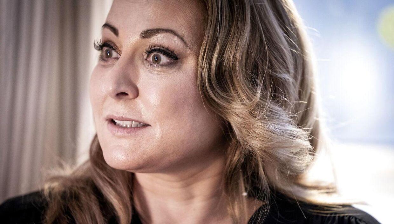 Journalist Stéphanie Surrugue.