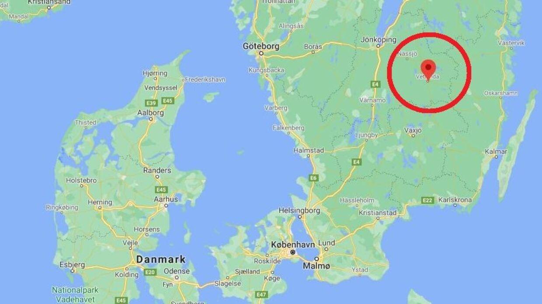 Det var i den svenske by Vetlanda, at den 22-årige mand onsdag eftermiddag gik til angreb og skadede syv forskellige personer.