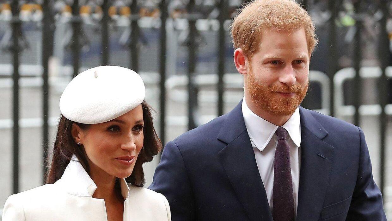 Meghan nåede kun at være medlem af det britiske kongehus i 20 måneder.