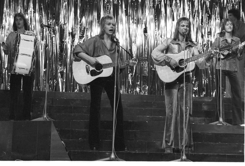 Gruppen 'Mabel' vandt det danske Melodi Grand Prix i 1978 med sangen 'Boom Boom'. Brødrene Olsen måtte nøjes med en 2. plads.