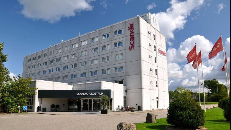 Hotel Scandic i Glostrup lagde lokaler til et hemmeligt møde, som tidligere afdelingschef Bettina Jensen holdt med firmaet Coor kort tid inden en milliardkontrakt.