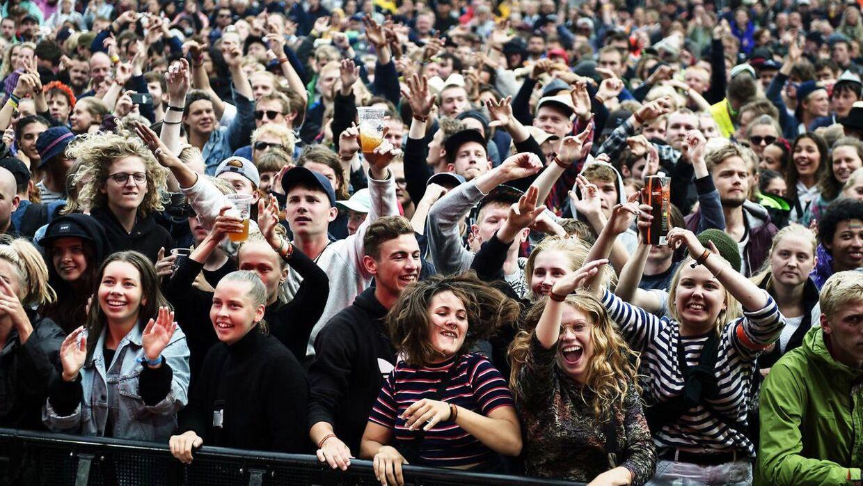 Roskilde Festival kan måske blive tvunget til at skubbe arrangementet, mener eksperter.