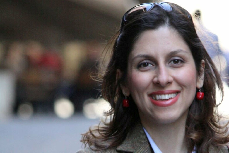 Nazanin Zaghari-Ratcliffe, der skal være løsladt i Iran. Billedet er udleveret af hendes familie. Det er ikke klart, hvornår det er taget. Hun er 42 år i dag. Handout./Reuters