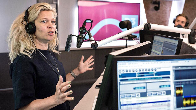 Radiovært Sara Bro fejrer i år kvindernes internationale kampdag ved at huske på, at hun har lige så meget magt som sine mandlige kollegaer.