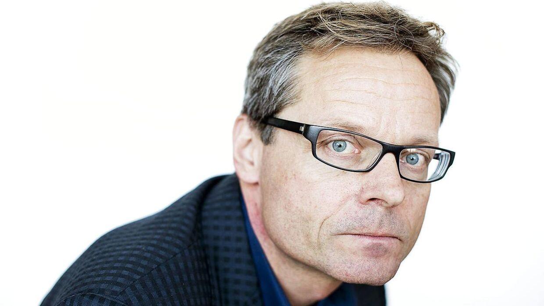 Den tidligere ejendomsmægler Peter Norvig er nu tiltalt af Nordsjællands Politi for at have optrådt som »piratmægler« i to omgange. Arkivfoto.