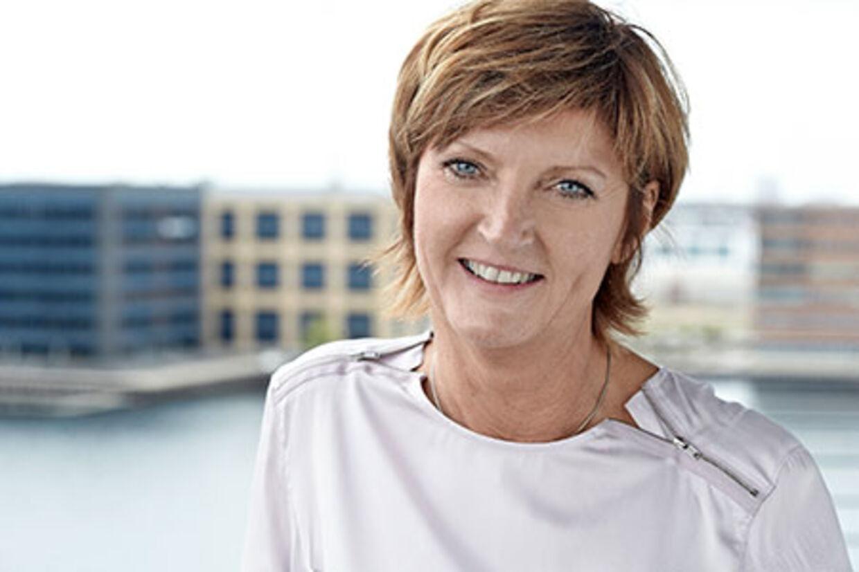 Connie Mikkelsen er formand for de selvstændige danske frisører.