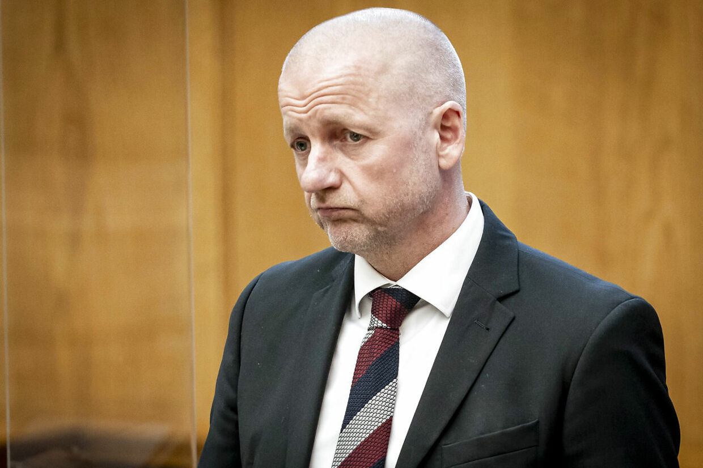 Martin Geertsen (V) under møde i Folketingssalen med ministrenes spørgetid på Christiansborg, onsdag den 27. januar 2021. Der er blandt andet hasteforespørgsel om nødlicens til vaccineproduktion under dagens møde.. (Foto: Mads Claus Rasmussen/Ritzau Scanpix)