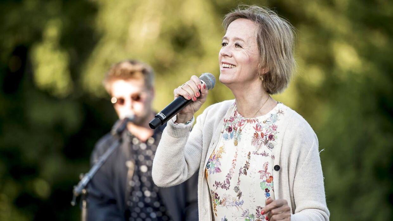 Anne Dorte Michelsen.