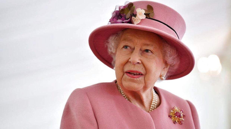 Nu reagerer dronning Elizabeth på interview. Foto by Ben STANSALL / POOL / AFP.