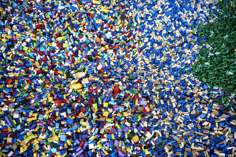 Plastikklodserne fra Lego er en god forretning.