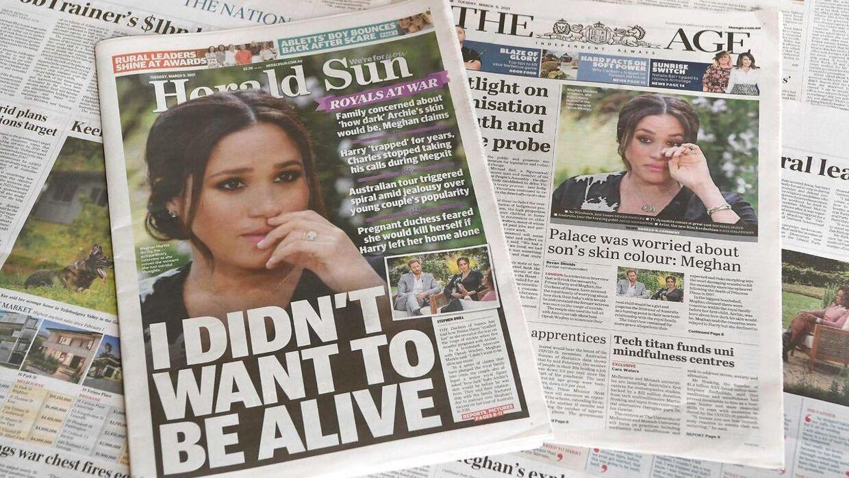 Oprah-interviewet med Meghan og Harry har allerede trukket overskrifter verden over.