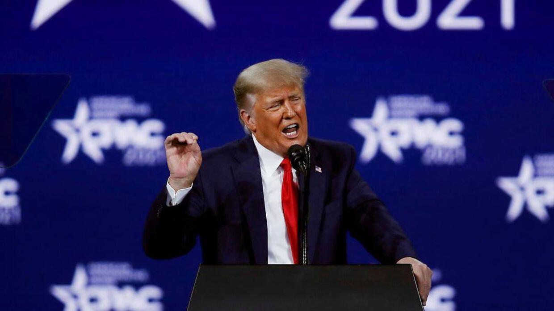 »Jeg vandt!« Donald Trump er blevet ved med at fastholde sine udokumenterede påstande om, at der blev begået valgsvindel til fordel for hans modstander Joe Biden ved præsidentvalget i november. Nu har USAs højesteret endegyldigt afvist at vurdere Trumps påstande.