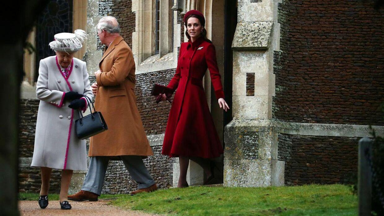 Den kongelige familie tilbringer blandt andet gerne julen på sit private slot Sandringham.
