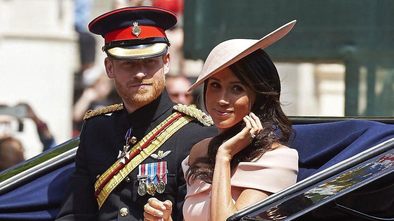 Prins Harry og hertuginde Meghan har valgt at forlade det britiske kongehus.