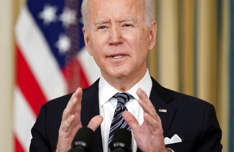 Joe Biden har endnu ikke ringet til Mette Frederiksen. Vicepræsident Kamala Harris har haft en samtale med statsministeren og dronningen.