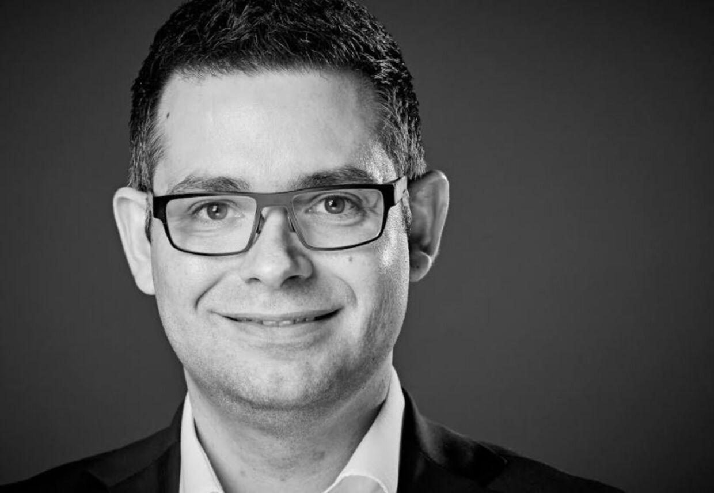 Jonas Markau, adm. direktør i ITA.
