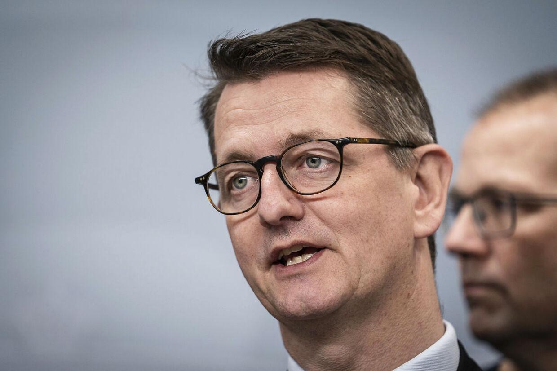 Erhvervsordfører Torsten Schack Pedersen (V).