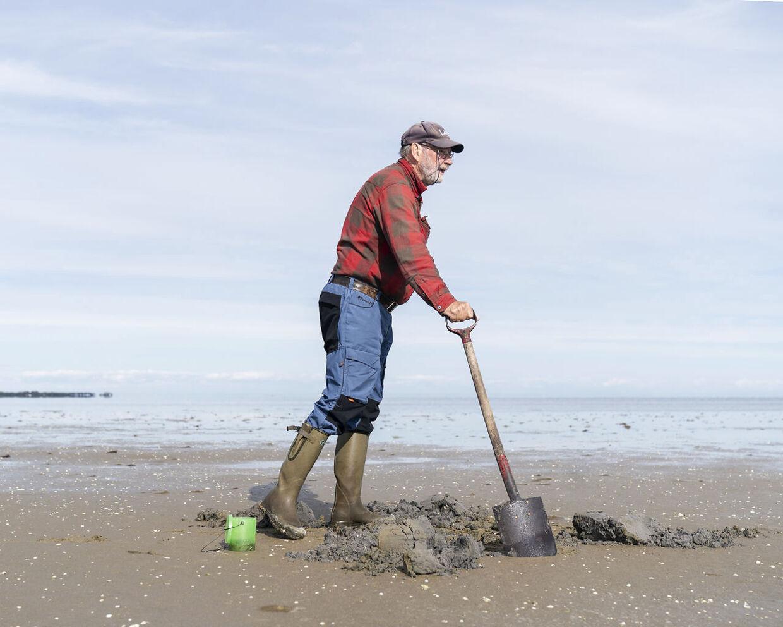 Knap halvdelen af borgerne på Læsø er over 60 år.