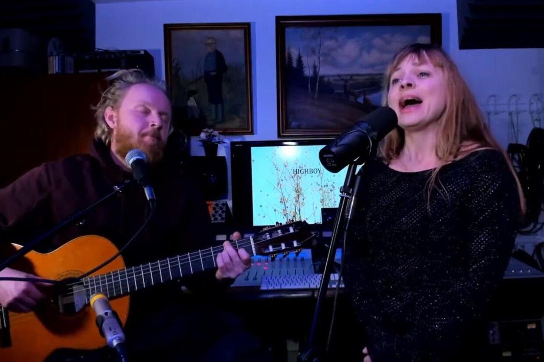 Jacob Falck og Pernille Loumann - tilsammen HIGHBOY