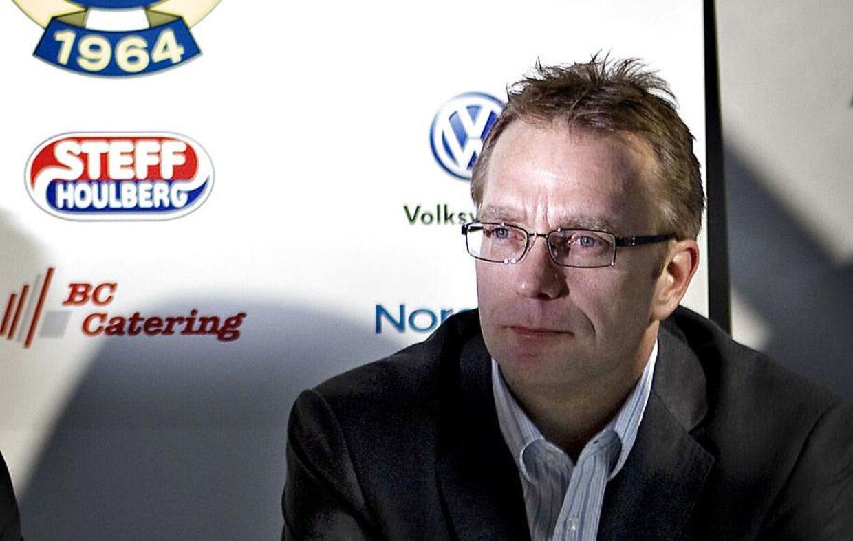 Ole Palmå er direktør i Brøndby IF.
