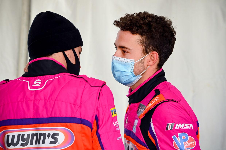26-årige Mikkel Jensen skal næste år være teamkammerat med Kevin Magnussen hos Peugeot.