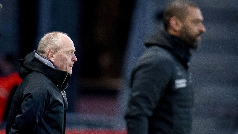 David Nielsen mener, at det er til Brøndbys fordel i mesterskabsslutspillet, at klubben er ude af pokalen.
