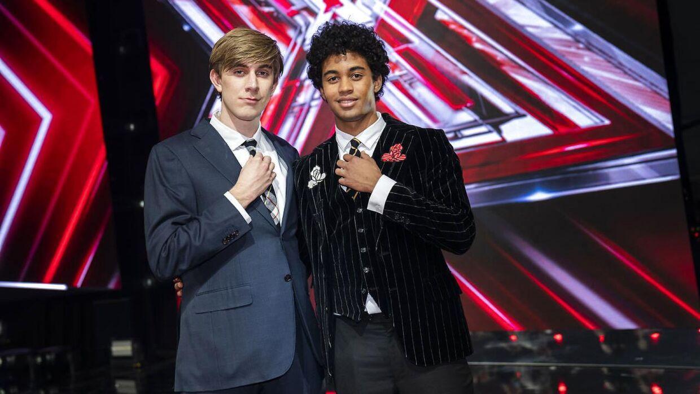 Simon & Marcus.