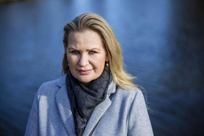 Britt Bager skal i fremtiden være medlem af De Konservative.