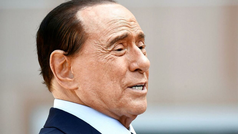 Den tidligere italienske premierminister Silvio Berlusconi er blevet indlagt på hospitalet.