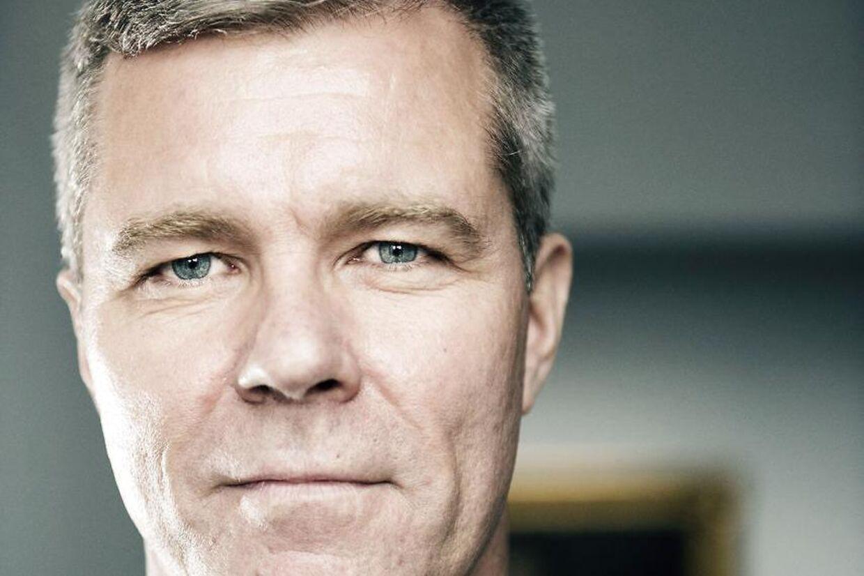 Kim Kristensen har blandt andet haft en imponerende karriere i Forsvaret.