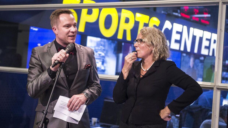 Frederik Lauesen glæder sig over at vise VM-kampen på TV 2.